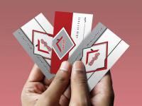 طرح لایه باز کارت ویزیت دکوراسیون خانه